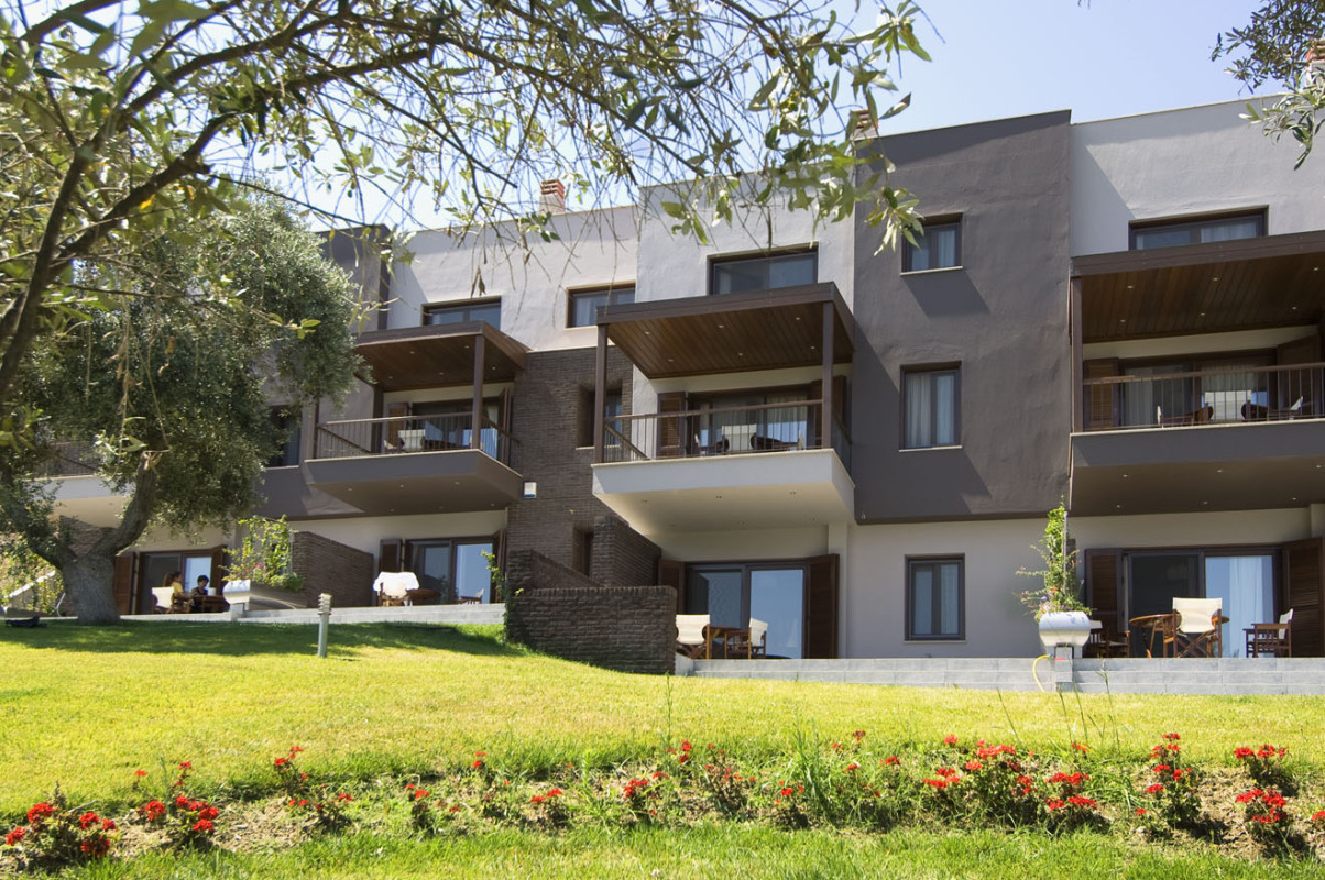 Апартаменты в греции на лето